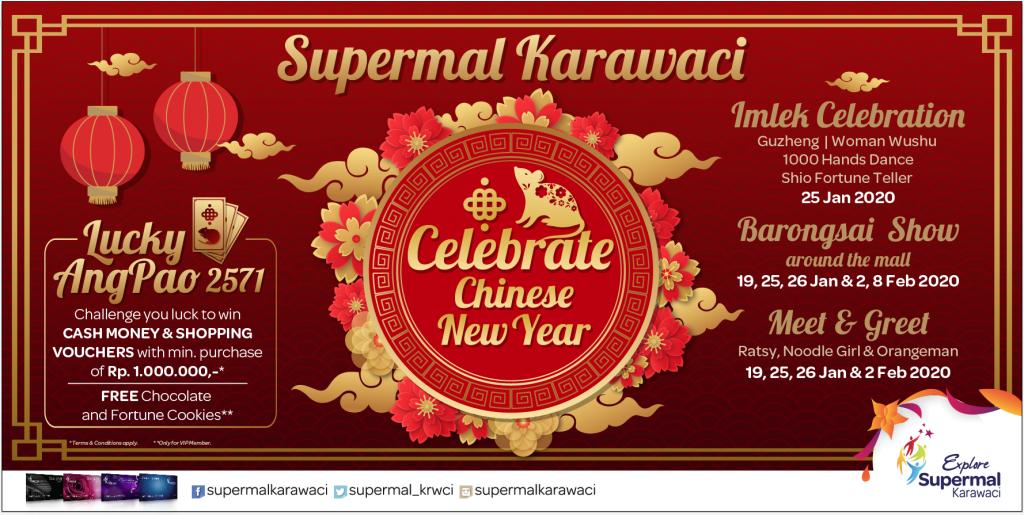 Supermal Karawaci Celebrate Chinese New Year 2021